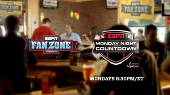 Applebee's ESPN Fan Zone TV Spot, 'Best Seats in the House' - Thumbnail 8