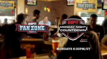 Applebee's ESPN Fan Zone TV Spot, 'Best Seats in the House' - Thumbnail 9