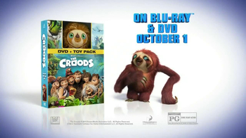 The Croods Blu-ray, DVD Toy Pack TV Spot - Thumbnail 9
