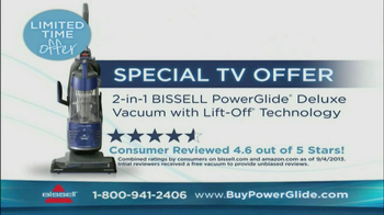 Bissell Power Glide TV Spot - Thumbnail 9