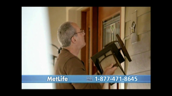 MetLife TV Spot, 'Cleaning' - 145 commercial airings