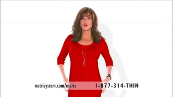Nutrisystem TV Spot, 'Motivation' Featuring Marie Osmond