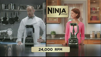 Ninja Ultima TV Spot - 2760 commercial airings