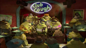 Mucinex DM TV Spot \'Cough Club\'
