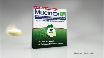 Mucinex DM TV Spot 'Cough Club' - Thumbnail 7