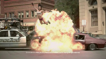 Fruit of the Loom TV Spot, 'Panty Stunt' Featuring Mickey Facchinello - Thumbnail 2