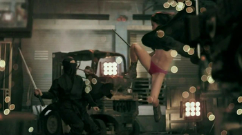 Fruit of the Loom TV Spot, 'Panty Stunt' Featuring Mickey Facchinello - Thumbnail 4