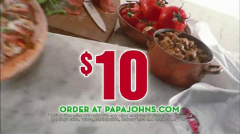 Papa John's Mega Chocolate Chip Cookie TV Spot - Thumbnail 6