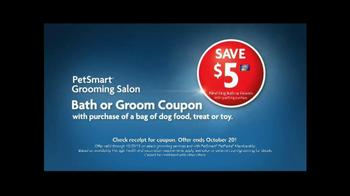 PetSmart Grooming Salon TV Spot, 'Coupon' - Thumbnail 9