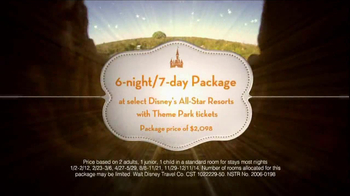 Disney Parks TV Spot, 'Within Your Reach' - Thumbnail 6