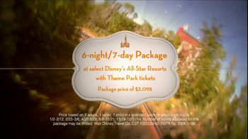 Disney Parks TV Spot, 'Within Your Reach' - Thumbnail 7