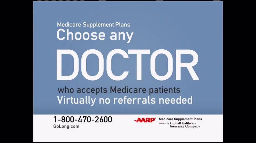 United Healthcare Medicare Supplement >> Unitedhealthcare Aarp Medicare Supplement Plans Tv Commercial Prepare Video