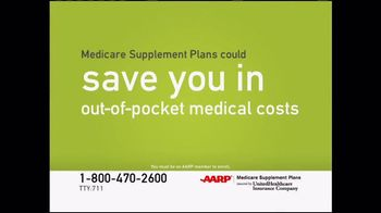 UnitedHealthcare AARP Medicare Supplement Plans TV Spot, 'Prepare' - Thumbnail 3