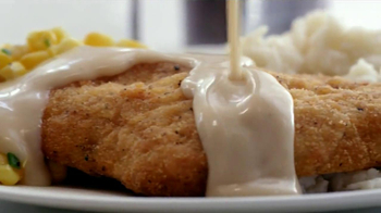 Marie Callender's Country Fried Chicken and Gravy TV Spot, 'Savor'