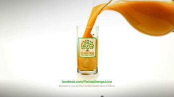 Florida Department of Citrus TV Spot, 'Juice Pour' - Thumbnail 9