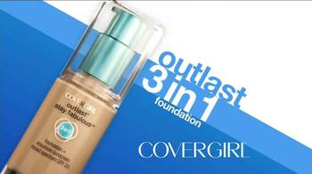 CoverGirl Outlast Stay Fabulous TV Spot Featuring Sofia Vergara - Thumbnail 7