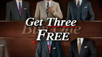 JoS. A. Bank TV Spot, 'Mix and Match Buy Three' - Thumbnail 1