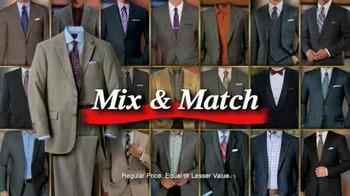 JoS. A. Bank TV Spot, 'Mix and Match Buy Three' - Thumbnail 4
