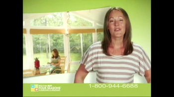 Four Seasons Sunrooms Spectacular Sales Event TV Spot - Thumbnail 1