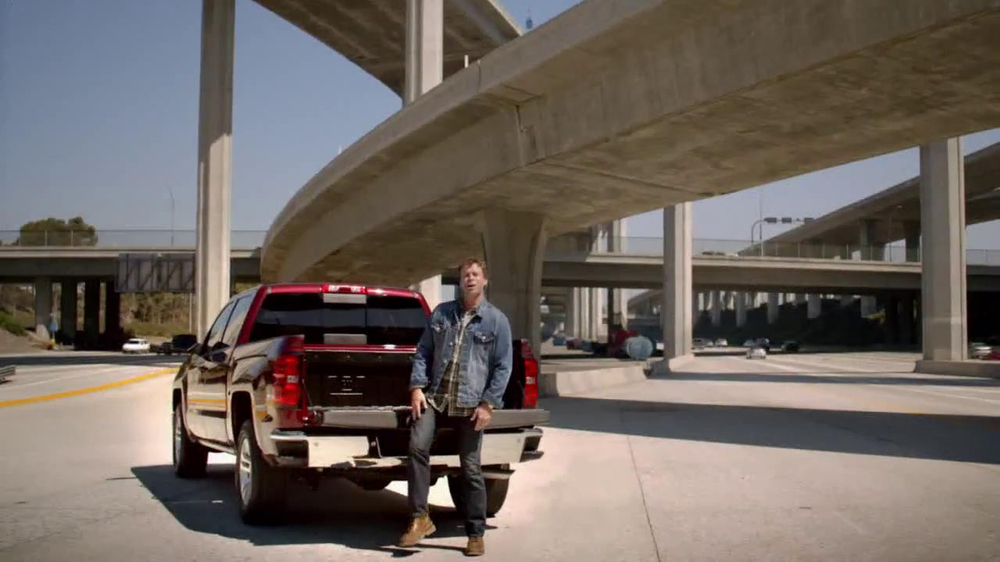 2014 Chevrolet Silverado TV Commercial, 'Quiet Cab' - iSpot.tv