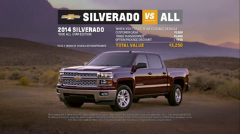 2014 Chevrolet Silverado TV Spot, 'Quiet Cab' - Thumbnail 9