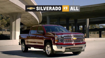 2014 Chevrolet Silverado TV Spot, 'Quiet Cab' - Thumbnail 7