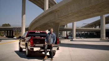 2014 Chevrolet Silverado TV Spot, 'Quiet Cab'