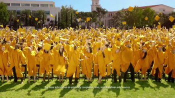 Brandman University TV Spot, 'Graduation' - Thumbnail 6