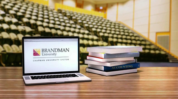 Brandman University TV Spot, 'Graduation' - Thumbnail 9