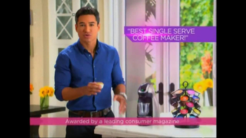 Nescafe Dolce Gusto TV Spot Featuring Mario Lopez