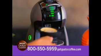 Nescafe Dolce Gusto TV Spot Featuring Mario Lopez - Thumbnail 6