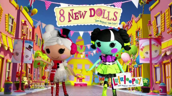 Lalaloopsy TV Spot, 'New Dolls'