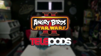 Angry Birds II Star Wars Telepods TV Spot