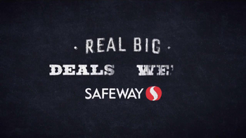 Safeway Deals of the Week TV Spot, 'Folgers, Charmin, Lean Cuisine' - Thumbnail 1
