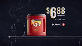 Safeway Deals of the Week TV Spot, 'Folgers, Charmin, Lean Cuisine' - Thumbnail 5