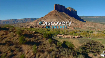 Discovery Retreats TV Spot, 'Curiosity' - Thumbnail 4