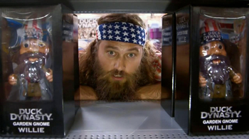 Walmart TV Spot, 'Duck Dynasty' Featuring Willie Robertson - 5 commercial airings
