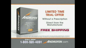 Androfen TV Spot, 'Boost Free Testosterone' - Thumbnail 6