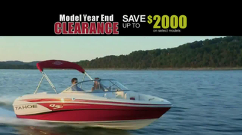 Tracker Boats TV Spot 'Year End Clearance' - Thumbnail 4