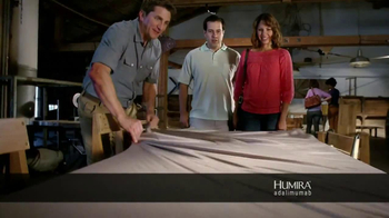 HUMIRA TV Spot, 'Carpenter' - Thumbnail 10