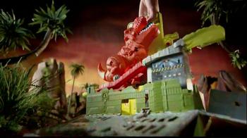 Matchbox T-Rex Take Down TV Spot