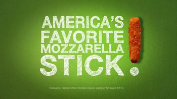 Farm Rich Breaded Mozarella Sticks TV Spot, 'Keep It Real'