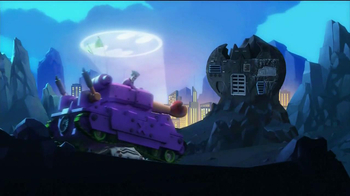 Imaginext Batcave TV Spot, 'Joker Tank' - Thumbnail 4