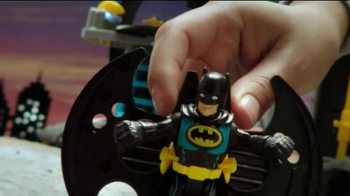 Imaginext Batcave TV Spot, 'Joker Tank' - Thumbnail 6