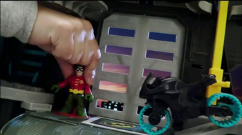 Imaginext Batcave TV Spot, 'Joker Tank' - Thumbnail 8