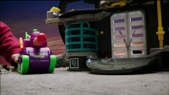 Imaginext Batcave TV Spot, 'Joker Tank' - Thumbnail 9