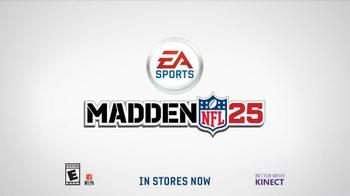 Madden NFL 25 TV Spot Featuring Russell Wilson, Colin Kaepernick - Thumbnail 9