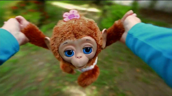 FurReal Friends Cuddles My Giggly Monkey TV Spot - Thumbnail 9