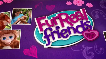 FurReal Friends Cuddles My Giggly Monkey TV Spot - Thumbnail 1