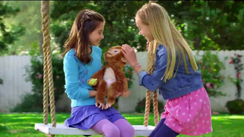 FurReal Friends Cuddles My Giggly Monkey TV Spot